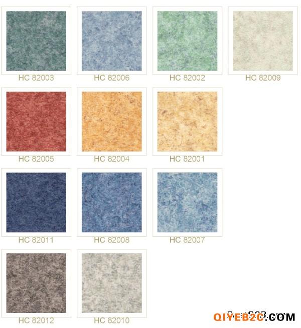 汉美臣卡迪夫PVC塑胶地板商用环保材质防滑耐磨2m