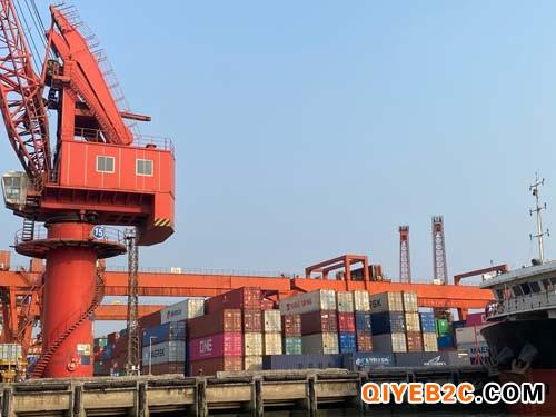 温州船运 台州绍兴宁波到沈阳集装箱海运水运物流