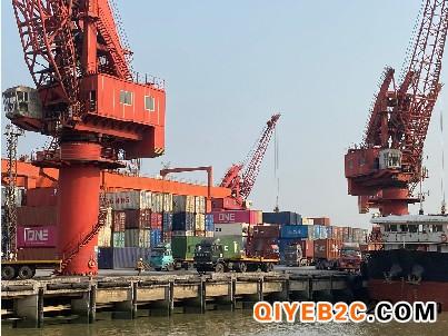 天津物流 天津开发区西青红桥到惠州集装箱海运船运