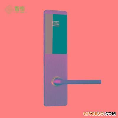 爱智达酒店门锁 宾馆刷卡锁 公寓感应锁 锌合金锁